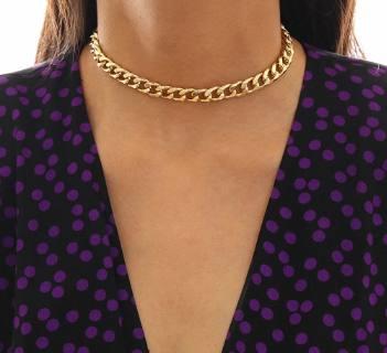 necklace product description