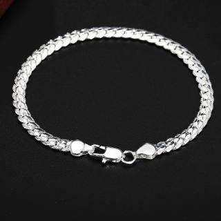 silver bracelet product descriptions